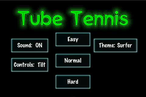 Screenshot Tube Tennis