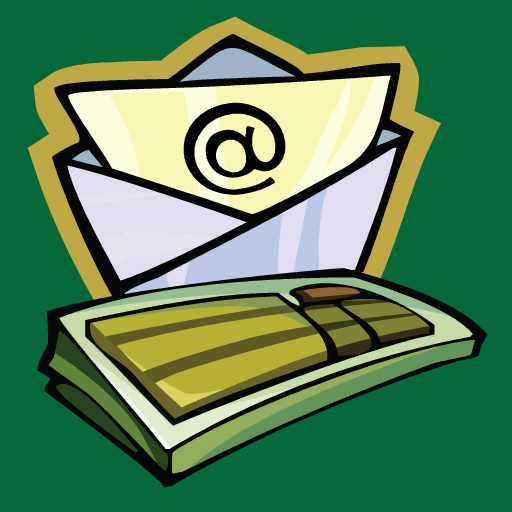 Big Keyboard Email app icon