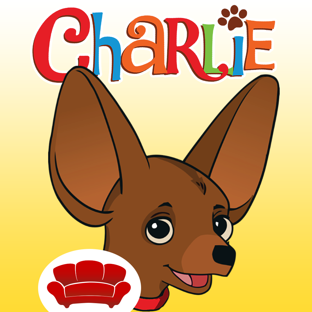 Charlie the Chocolate Chihuahua Interactive Storybook MasterApp – A New Home for Charlie